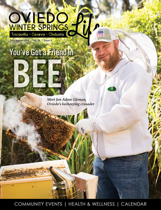 You can help make a difference with Friends of the bee