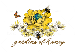 Gardens of Honey Logo
