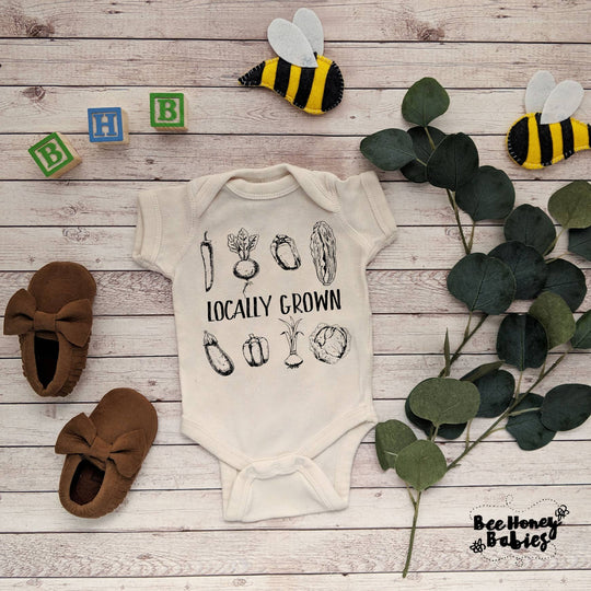 Bee Honey Babies Cloths | Gardens of Honey