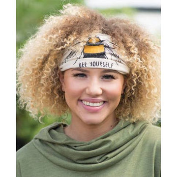 BEE YOURSELF BOHO HEADBAND - Bee The Change