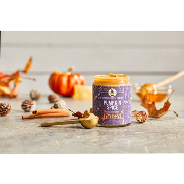 PUMPKIN SPICE HONEY CREAM SPREAD - Bee The Change