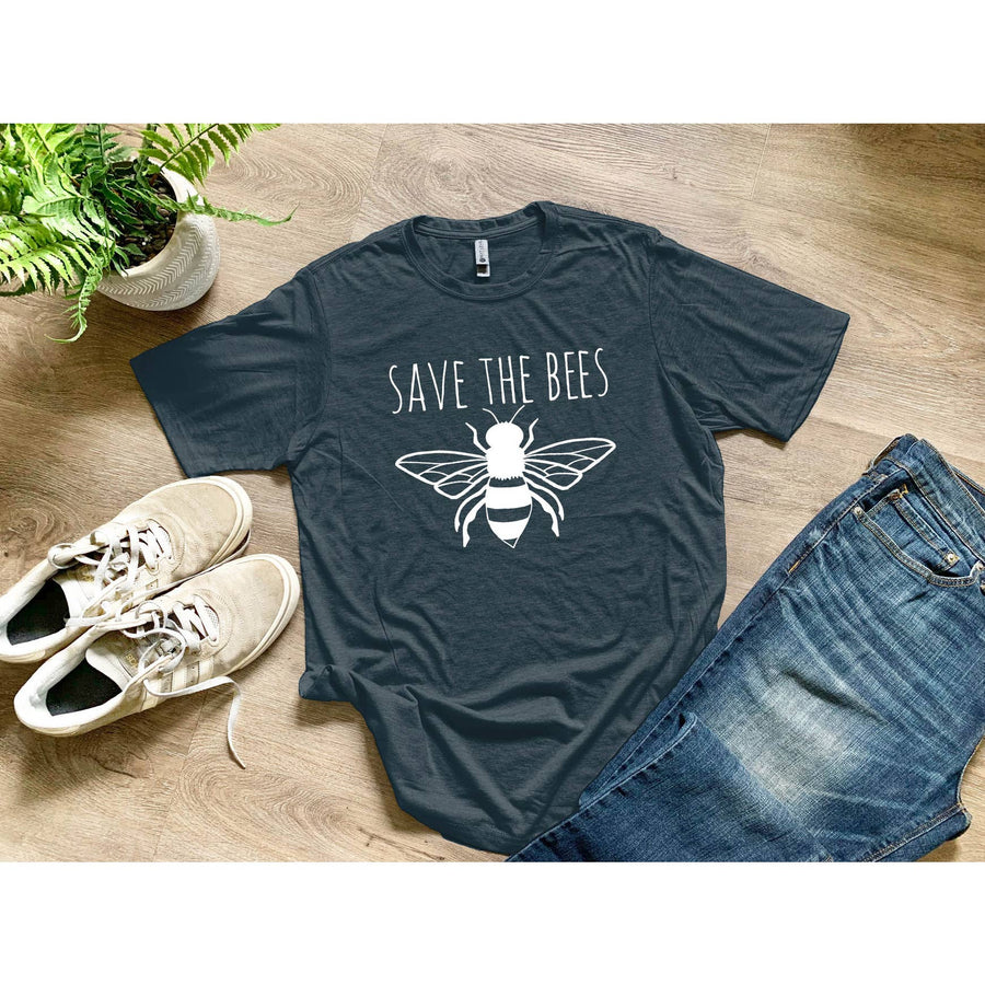 MEN'S TEE - SAVE THE BEES - Bee The Change