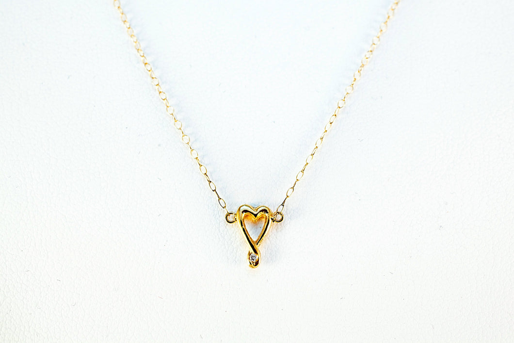 Infinity of Love Necklace