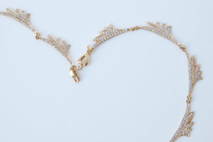 Diamond Jetsetter Necklace