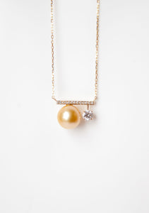 No Pearls, No Power Necklace