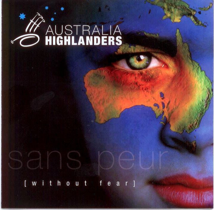 Australia Highlanders - without fear
