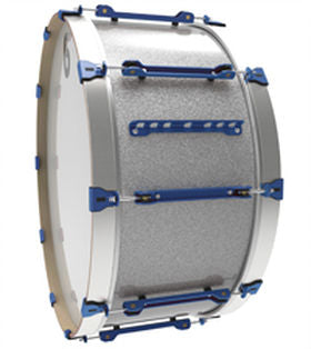 AXIAL Bass Drums