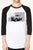 The All American Gasser Raglan