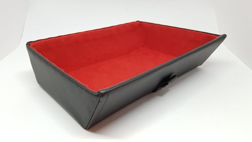 Premium tray - red