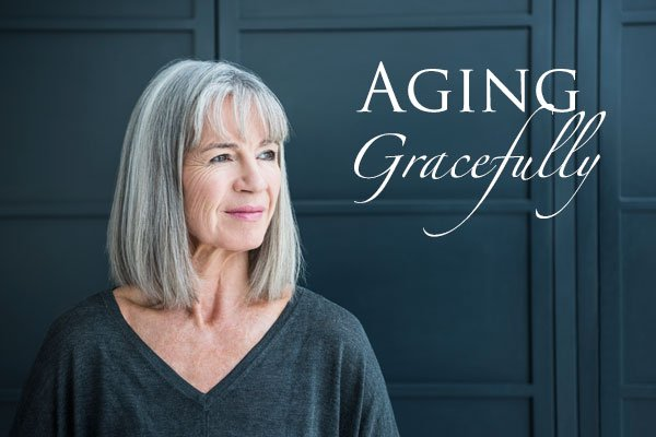 7 Tips to Aging Beautifully!