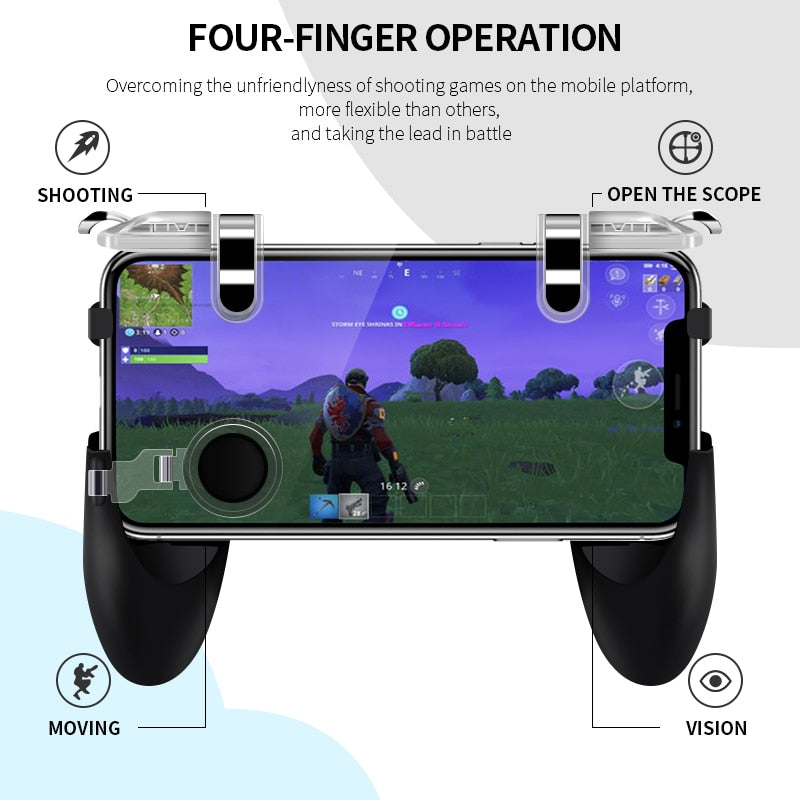 Mobile Game Controller for PUBG - Fortnite - Rules of Survival