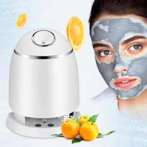 Beauty Salon Collagen Facial Mask Maker Machine