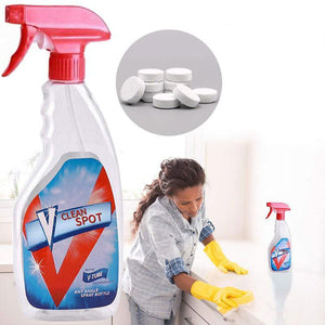 Multifunctional Effervescent Cleaner