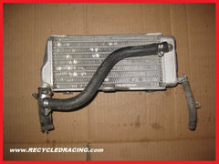 1993-97 Honda CR125R left side radiator
