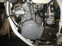 1996 Honda CR125R complete running engine