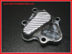 WSM billet aluminum water pump cover TRX250R