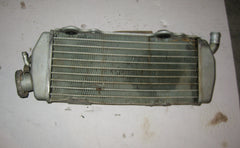 1994 KTM EXC400 right side radiator