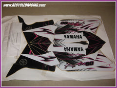 Yamaha GYTR Raptor 90 graphics kit