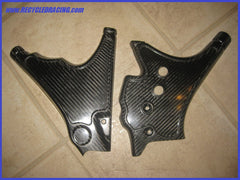 Stomp Design 03-05 YZ 250F 450F frame guards