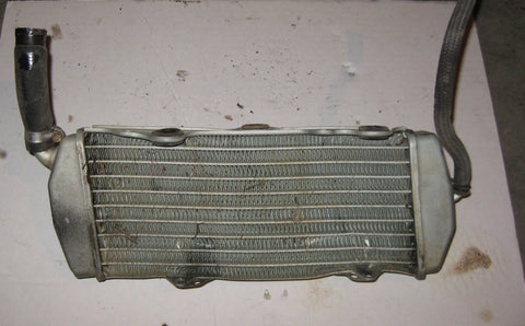 1994 KTM EXC400 left side radiator