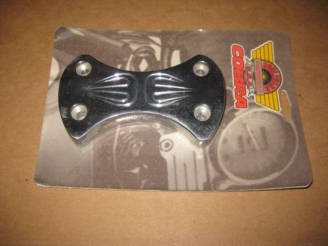 Yamaha Royalstar Cobra bar clamp