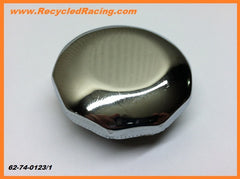 Indian dirtbike fuel cap