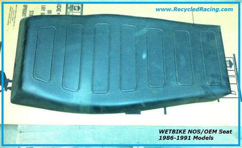Wetbike NOS seat assembly 85-91