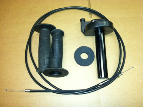 Ultranautics Wetbike twist throttle kit