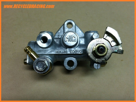 Indian dirtbike oil pump