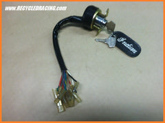 Indian dirtbike ignition switch & keys