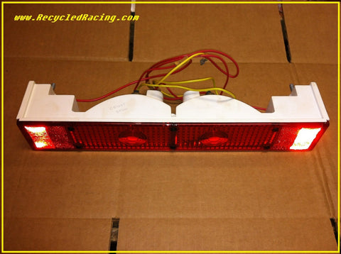 Chaparral snowmobile brake light