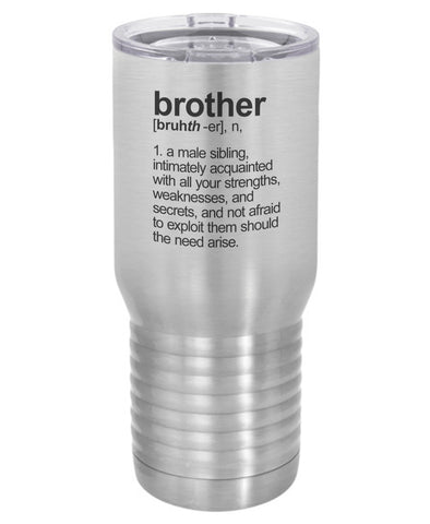 Silver Brother Definition 20 Oz Polar Camel  Travel Mug