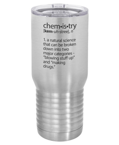 Silver Chemistry Definition 20 Oz Polar Camel Travel Mug
