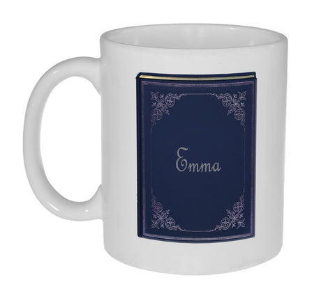 Jane Austen Novels Coffee or Tea Mugs - Perfect Gifts for Jane Austen Lovers