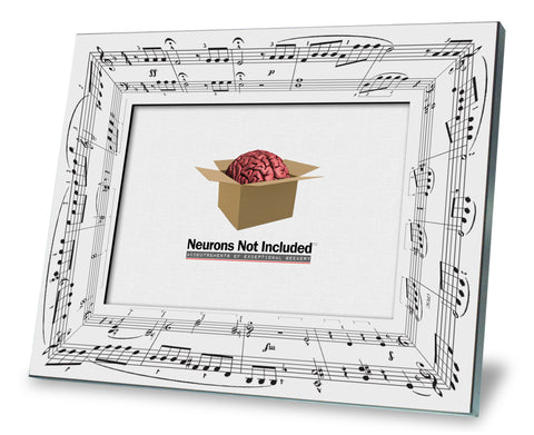 Beethoven's 5th Symphony Picture Frame