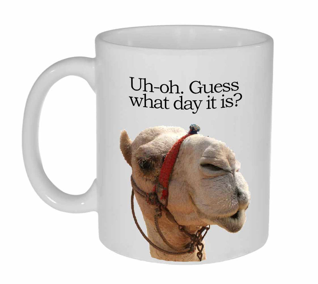 Camel Hump Day Coffee or Tea Mug