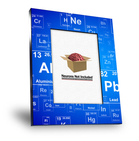 Chemistry Periodic Table Picture Frame