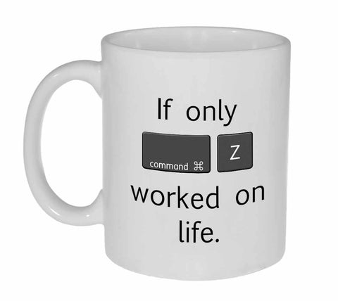Command Z Coffee or Tea  Mug