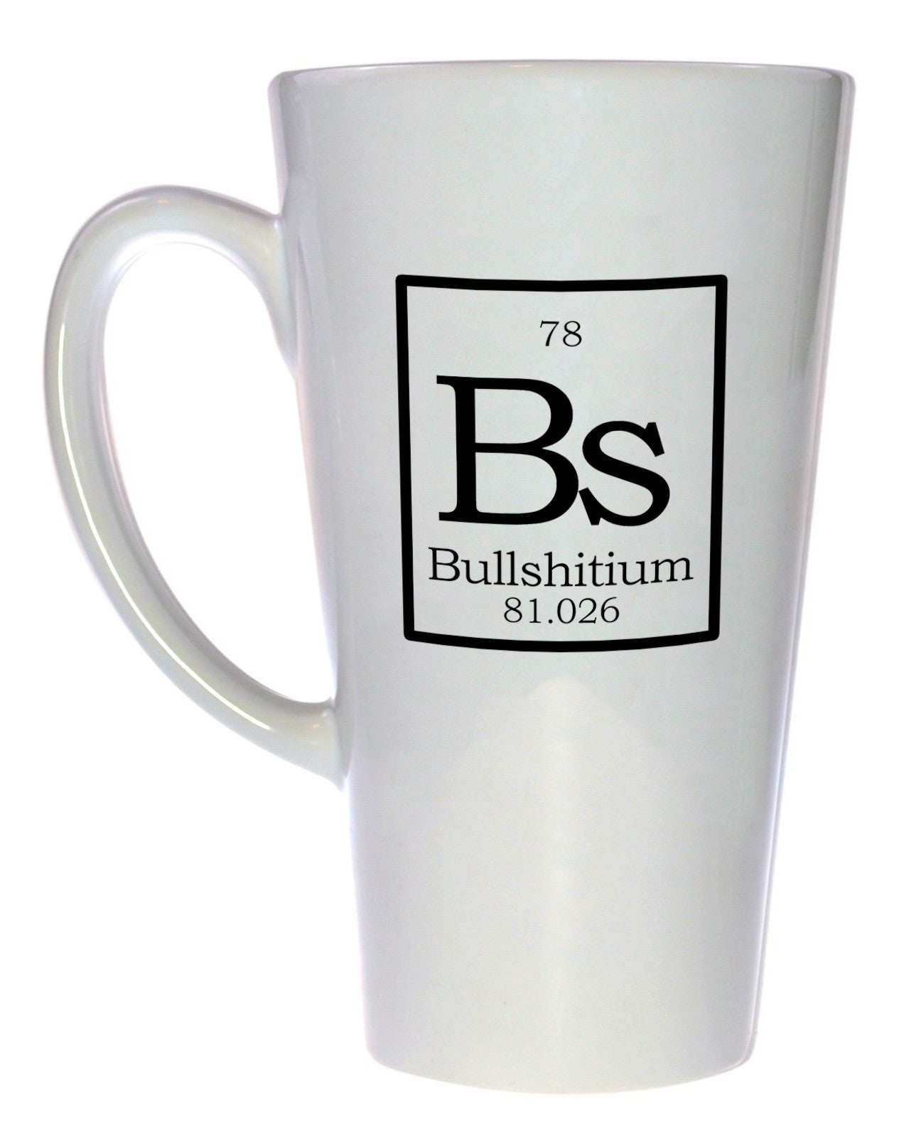Element Bs Bullshittium Fake Periodic Table Chemistry Elements
