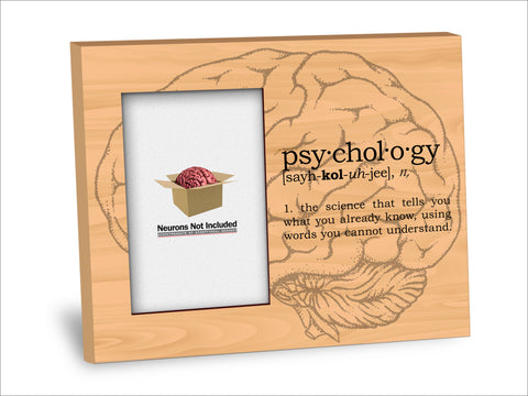 Psychology Definition Picture Frame