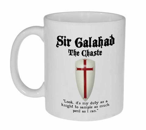 Sir Galahad- Monty Python and the Holy Grail Coffee or Tea Mug