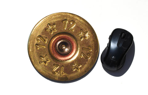 Shotgun Shell Casing Mouse Pad