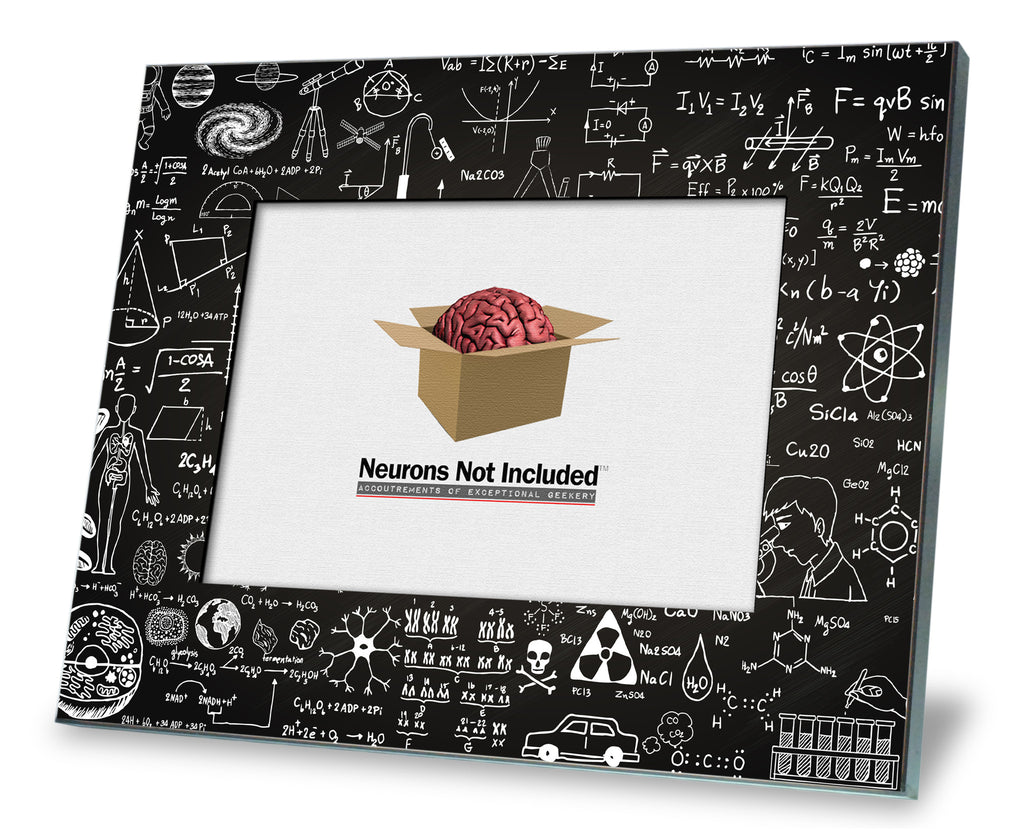 Science Picture Frame – Neurons Not Included™