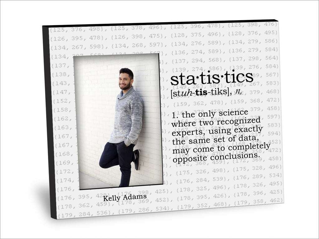 Statistics Definition Picture Frame – Neurons Not Included™