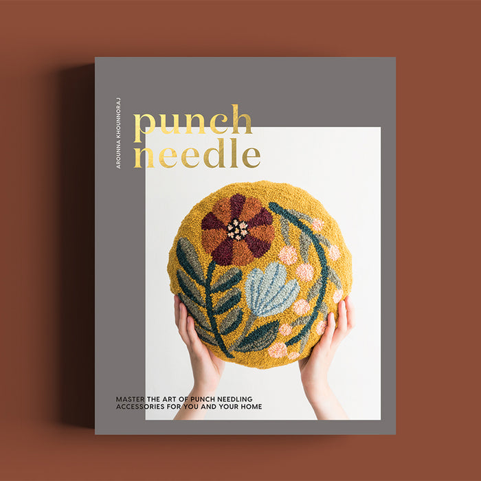 PRE ORDER my PUNCH NEEDLE BOOK