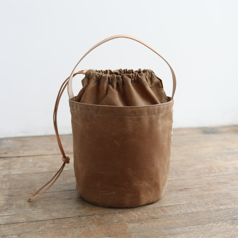 PATCH BUCKET BAG no.10