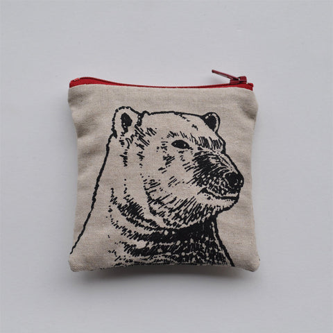 MINI POUCH - bear