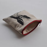 MINI POUCH - sparrow