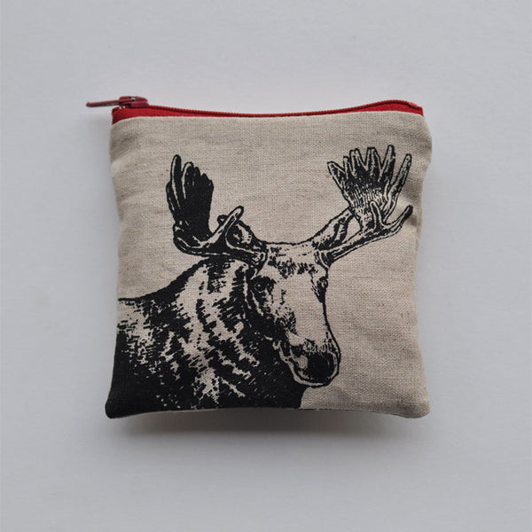 MINI POUCH - moose