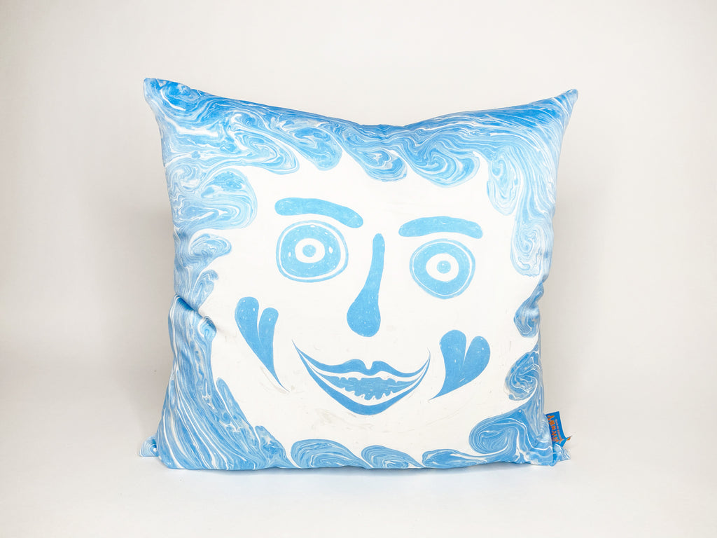 Mixed Emotions Pillow